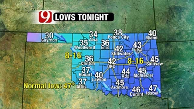 Storms Continue Tonight, Warm Weather Returns Tomorrow