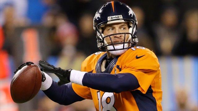 Peyton Manning To Speak At Gallagher-Iba