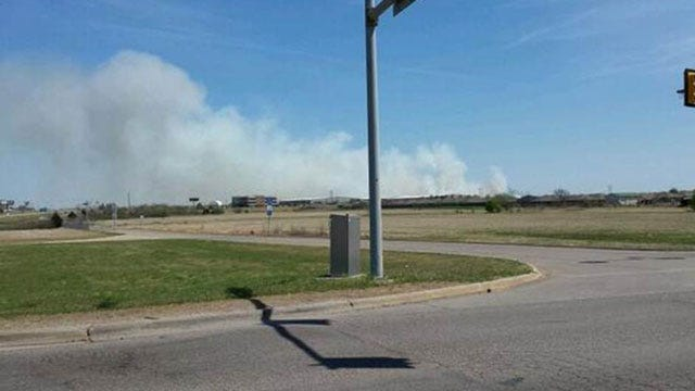 Controlled Burn Causes Concerns In SE Oklahoma City