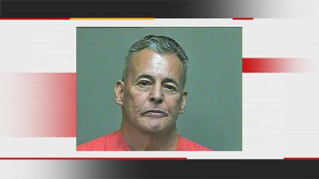 OKC Man Arrested On Rape, Burglary Charges