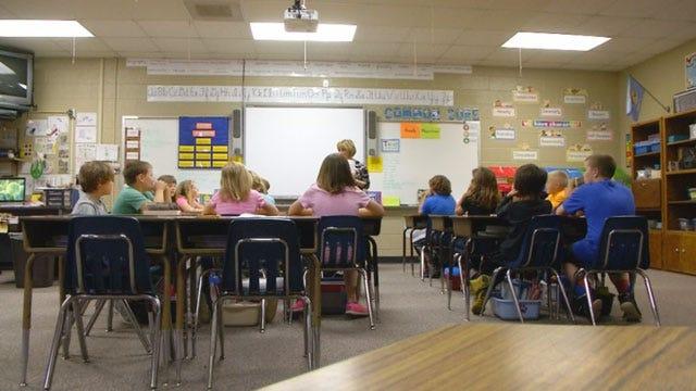 Oklahoma Students Prepare For Standardized Reading Test