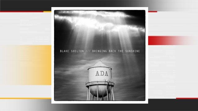 Blake Shelton's New Album Cover Features Hometown Ada
