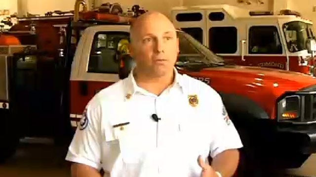 Edmond Fire Chief Resigns Following 2-Month Long Investigation