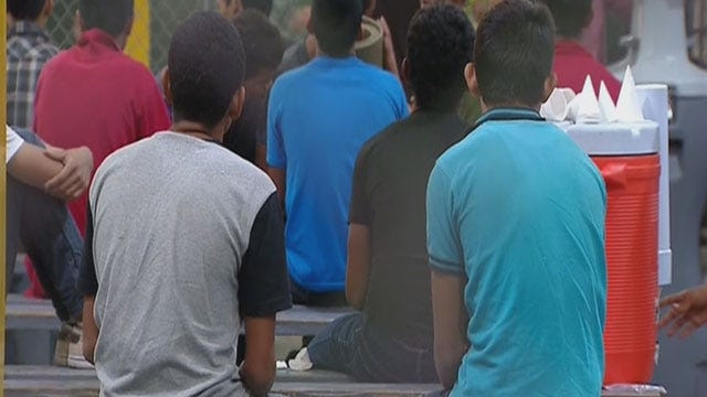 Number Of Immigrant Children Declines In Fort Sill