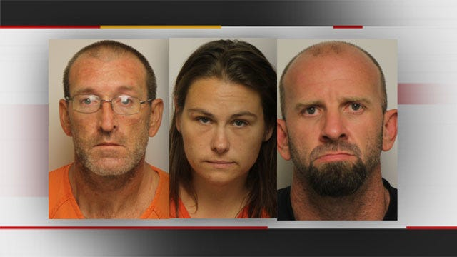 Three Arrested In Logan County For Attempting To Steal Bait Car