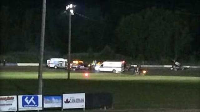 NASCAR's Tony Stewart Hits, Kills Fellow Driver At Canandaigua