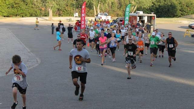 Yukon Celebrates Annual Spirit Sprint 5K Run