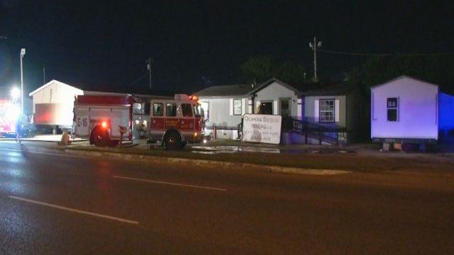 Authorities Investigate SE OKC Structure Fire