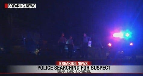 Police Chase Ends In NW OKC Neighborhood; Search For Suspect Continues