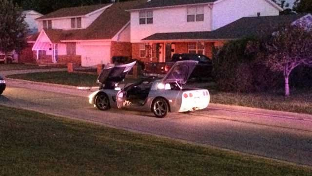 Suspect In Custody After High-Speed Chase Ends In SW OKC