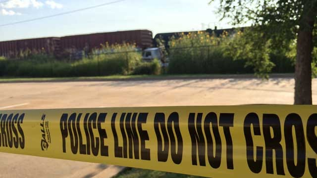 Edmond Police Investigate After Man Killed By Train