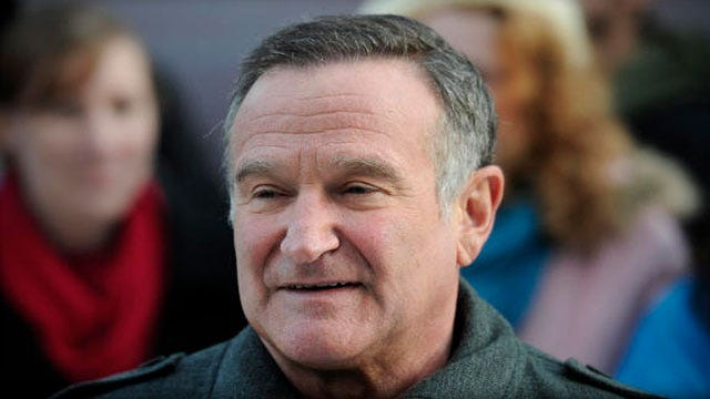 Looking Back At Robin Williams' Iconic Career