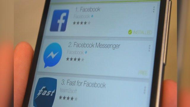 News 9 Looks Into Concerns Over Facebook Messenger App