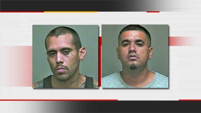 Two Men In Custody After High-Speed Chase Ends In SW OKC