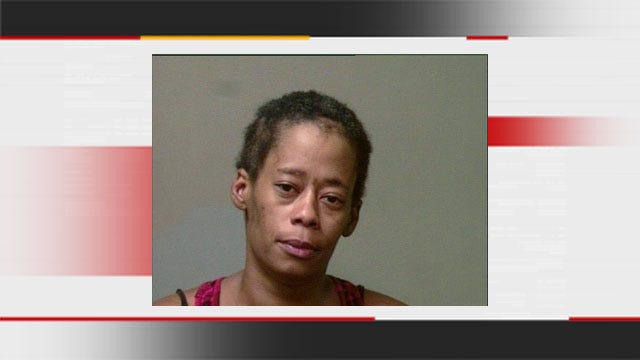 Woman Arrested In Armed Robbery Of OKC Convenience Store