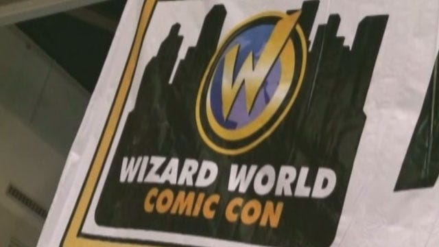 Tulsa Comic Con Features 'The Walking Dead' Stars, 'Freddy Krueger'