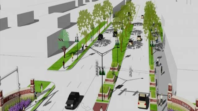 Business Groups Push For Downtown Edmond Renovations