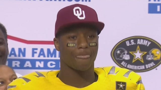 OU's Joe Mixon To Be Charged With Misdemeanor