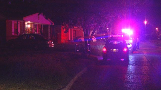 Police: Two Stabbed During Fight In NE OKC