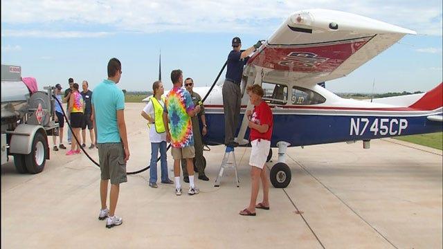Okie Derby Raises Money For Women In Aviation