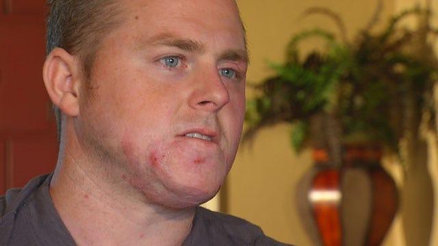 Eagle Med Crash Survivor Talks About Recovery, Courage Award