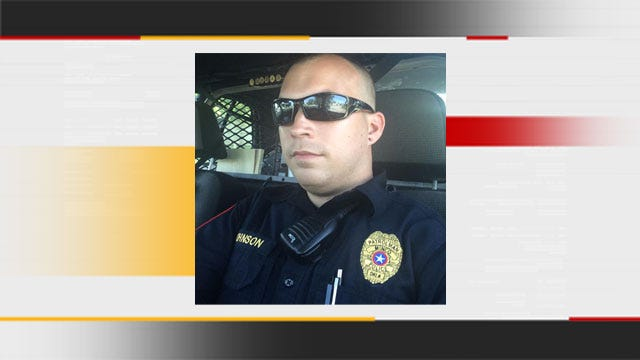 Minco Reserve Officer Arrested, Accused Of Sex Crimes