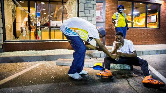National Guard Called Out As Ferguson Unrest Continues