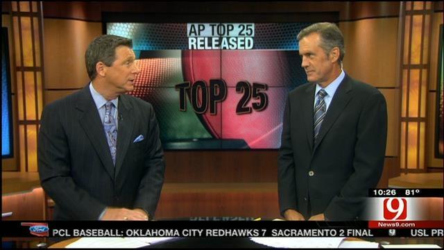 Oklahoma Ford Sports Blitz: August 17