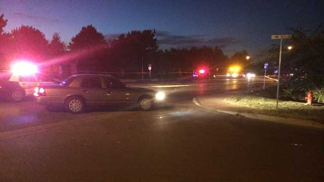 Crews Respond To Hit-And-Run Crash In Warr Acres