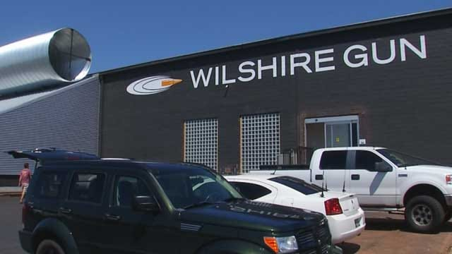 OKC Gun Range That Allows Alcohol Sales Almost Open For Business
