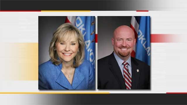 Fallin, Dorman To Debate At Oklahoma State