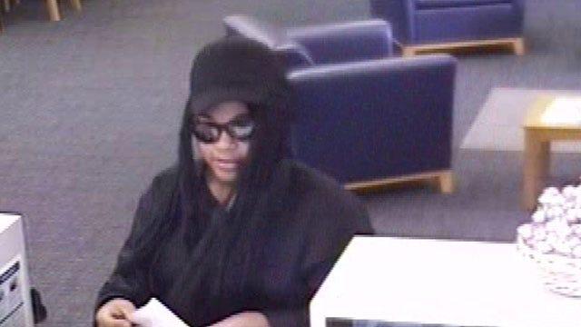 FBI Seeks Suspect In Robbery Of Warr Acres Bank