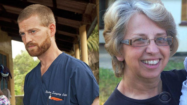 Ebola Patients Kent Brantly And Nancy Writebol Discharged From Hospital