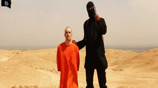 Oklahoma Professors Discuss Whether James Foley Video Should Be Censored