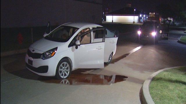Police Chase Ends In Crash, Arrest In SW OKC