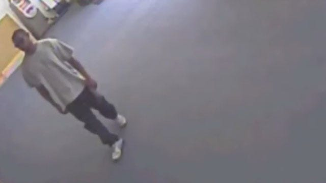 Police Seek Suspect Who Robbed At Least 4 OKC Stores At Gunpoint