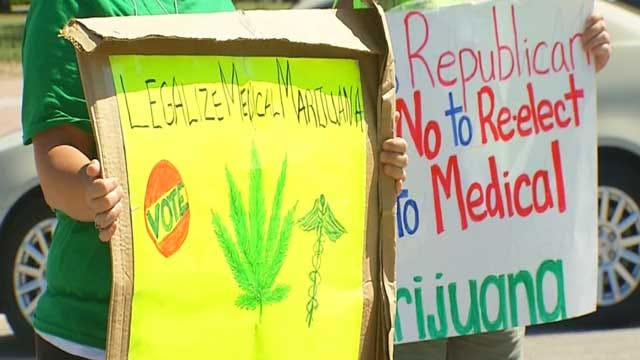 Family Searches For Another Option After Medical Marijuana Petition Falls Short