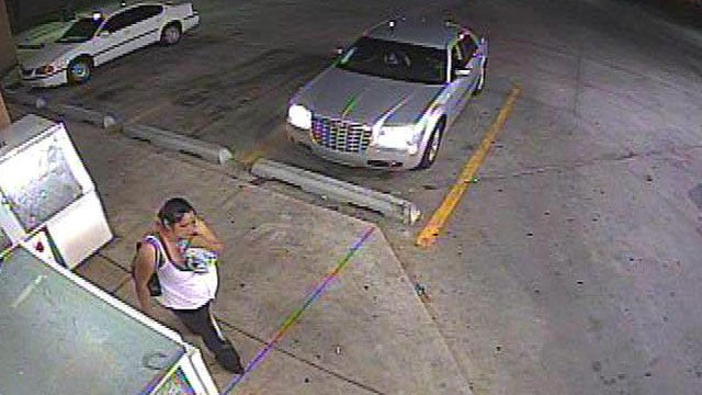 OKC Police Seek Suspect Who Stole Car Left Running In Front Of Store