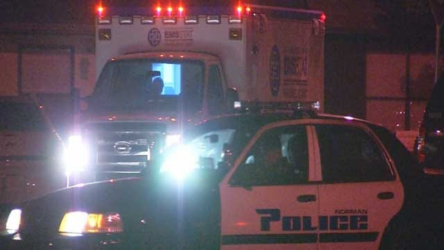 Overnight Hostage Situation Ends In Norman