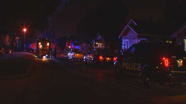 Police Investigate After Man Shot While Walking In NW OKC