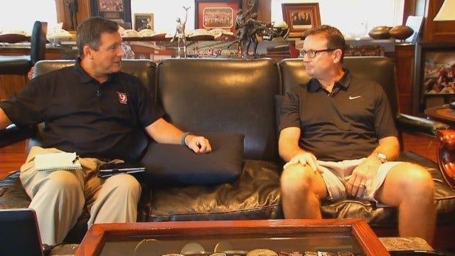 Oklahoma Ford Sports Blitz: August 24