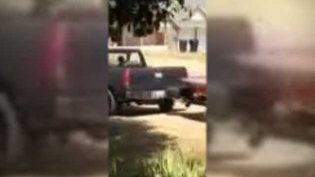 Thieves Steal Boat From OKC Driveway In Broad Daylight