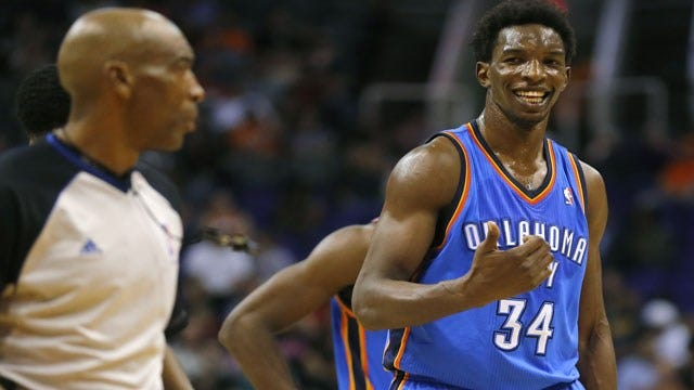 Report: Thunder Trades Thabeet To 76ers