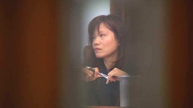 Judge Says Why She Set $5M Bond In OKC Officer Sex Crime Case