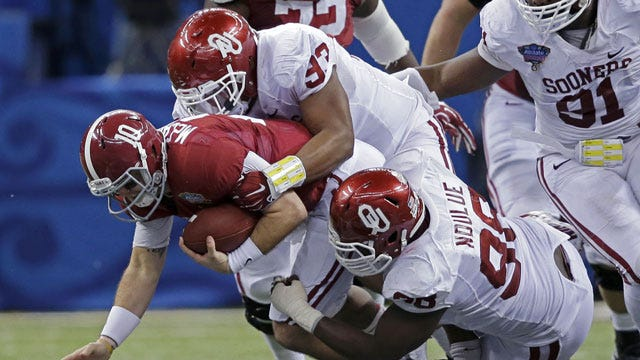 Oklahoma Football: Start Of The Season 'A Relief' For The Sooners