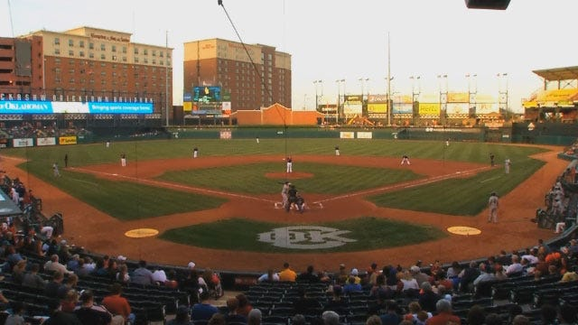 RedHawks Blow Out Albuquerque
