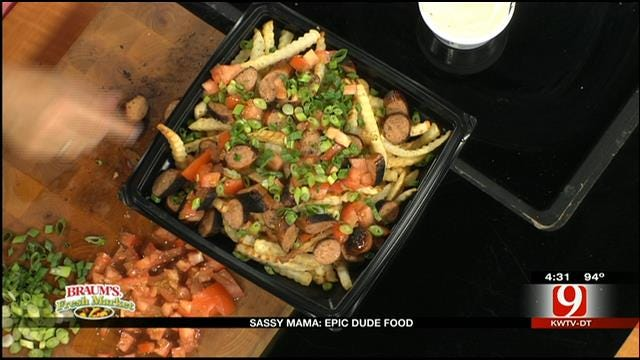 Ultimate Dude Fries