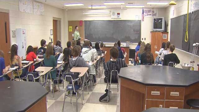 Oklahoma Loses 'No Child Left Behind' Waiver