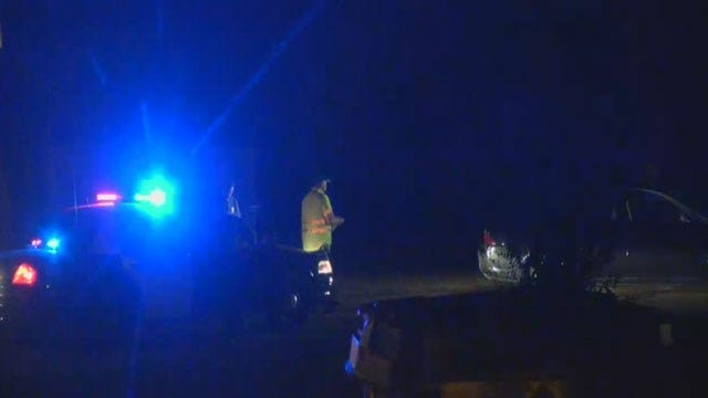 Police: OKC Carjacking Suspect Flees After Chase