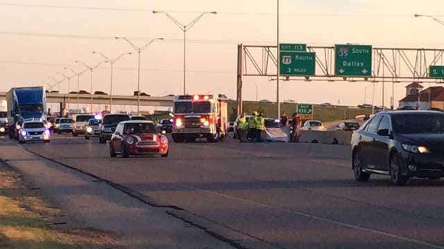 Crews Respond To Fatality Accident In Moore